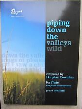 Piping Down the Valleys Wild for Flute and Piano *NEW* publisher Brass Wind
