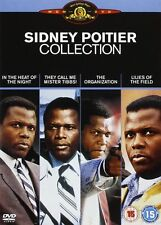 Sidney Poitier Collection - In The Heat Of The Night/Lilies Of The Field/The Org