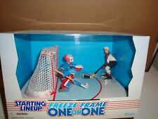 Starting Lineup NHL Hockey SAKIC - RICHTER Freeze Frame One on One SLU