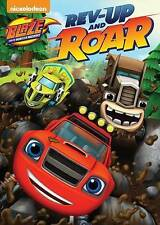 Blaze and the Monster Machines: Rev Up and Roar! (DVD, 2016)
