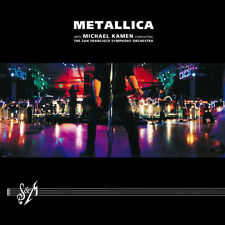 METALLICA ~ S & M ~ 3 x VINYL LP ~ *NEW AND SEALED*