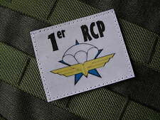 Patch Velcro 1er RCP - Para TAP air SAUT chasseur OPEX