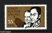 DDR Nr.  2816  **  Simon de Bolivar und Alexander Frh von Humboldt