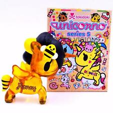 HONEYBEE UNICORNO SERIES 5 TOKIDOKI SIMONE LEGNO VINYL UNICORN MINI FIGURE