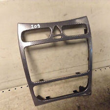 Mercedes-Benz CLK Class W209 Center console trim cover 2096802439