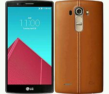 New LG G4 H811 JIO 4G -32gb 3gb ram OS 6.0 leather back  BRAND NEW BOX PACK