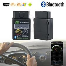ELM327 V2.1 OBD2 Bluetooth Car Scanner Android Auto  Torque Diagnostic Scan Tool
