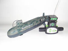 Scuba Seawolf Nuclear Submarine Remote Control Toy 6 Channel 35cm RC Diving,New