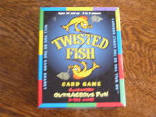 McNeil Brighter Minds TWISTED FISH Card Game For 3-6 Players Ages 10+