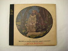 "Vintage ""Three Famous Scenes"" by Wagner Victor Records"