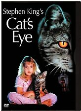 Cat's Eye (DVD, 2002) Rare & Out-of-Print