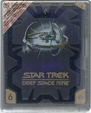 Star Trek Deep Space Nine Season 6 Hartbox Deutsche Ausgabe Neu OVP Sealed OOP