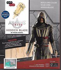 Assassin's Creed Hidden Blade - 3D Wood Model - The BAM! Box - 03/17 - #2