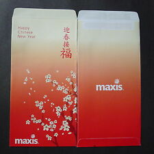 ANG POW RED PACKET - MAXIS  (2 PCS)