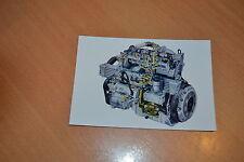PHOTO DE PRESSE ( PRESS PHOTO ) Opel Sintra moteur 2.2 TDi 16V 1997 OP263