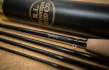 "NEW WINSTON NEXUS 590-4 9' 0"" #5 WEIGHT FLY ROD WOOD SEAT MADE IN USA FREE LINE"