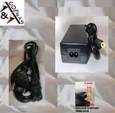 Fuente de alimentación AC adapter cable cargador Power Supply potrans up04081120 12v 3.3a 4.0a #1