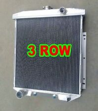 3 rows aluminum radiator for FORD Fairlane Sedan Wagon Mainline 1954 1955 1956