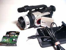 Canon GL1 Pro Mini DV 3CCD DM-GL1A Digital Camcorder Video Camera w/ LCD Screen