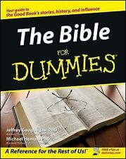 The Bible for Dummies, Jeffrey C. Geoghegan, Michael M. Homan, Good Book