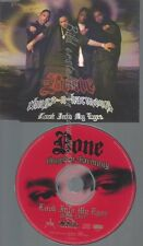 CD--PROMO--BONE--THUGS N HARMONY--LOOK INTO MY EYES