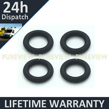 FOR SAAB 1.9 DIESEL INJECTOR LEAK OFF ORING SEAL SET OF 4 VITON RUBBER UPGRADE