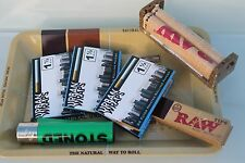 URBAN WRAPS 1 1/2 Size cigarette rolling papers MINI TRAY DEAL