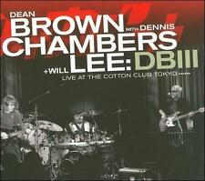 DB III * by Dean Brown (Guitar)/Dennis Chambers/Will Lee (Bass) (CD,...