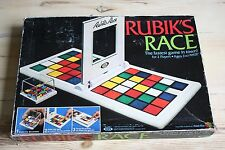 1982 RUBIK'S RACE - THE FASTEST GAME IN TOWN!