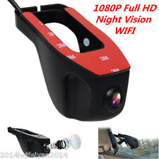1080P Wide Angle Mini Hidden WIFI Car DVR Dash Cam Camera Vehicle Video Recorder