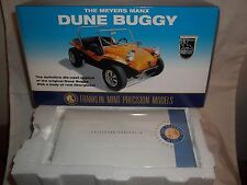 Franklin Mint The Meyers Manx Dune Buggy 1/24 Mint & Boxed (Rare)