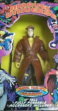 "Marvel Universe 10"" MARVEL Team Ups GAMBIT Fully Poseable *Mint in box*"