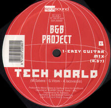 B & B PROJECT - Tech World - Spotsound