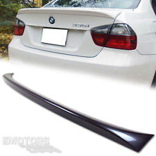 PAINTED BMW 3 Series E90 4D Sedan OE Type Trunk Rear Boot Spoiler M3 335i 328i Ω