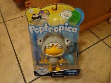 "2011 JAZWARES--POPTROPICA--7"" SHARK BOY FIGURE (NEW)"