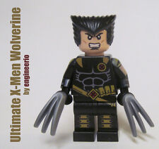 LEGO Custom -- Wolverine -- Ultimate X-Men Marvel Super heroes