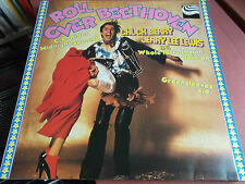 ROLL OVER BEETHOVEN: VINYL LP: ZEBRA LABEL: CHUCK BERRY: JERRY LEE LEWIS