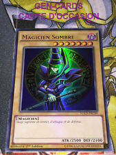 OCCASION Carte Yu Gi Oh MAGICIEN SOMBRE YGLD-FRC09