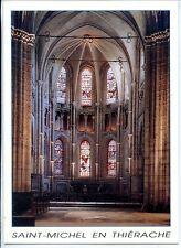CP 02 AISNE - Saint-Michel-en-Thiérache - Eglise Abbatiale - Choeur Gothique