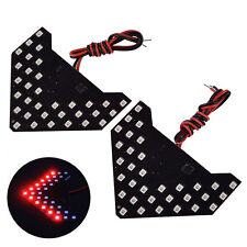 Super Red 33-SMD Sequential LED Arrows for Car Side Mirror Turn Signal Lights