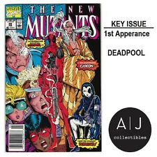 The New Mutants #98 (Marvel) 1ST DEADPOOL! VF - VF+! HIGH RES SCANS!
