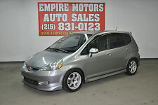 Honda : Fit Sport Hatchback 4-Door