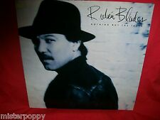 RUBEN BLADES Nothing but the Truth LP 1988 GERMANY MINT- +Inner