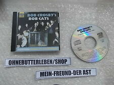 CD Jazz Bob Crosby Bob Cats - Palesteena (21 Song) NAXOS JAZZ
