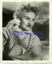 """Herminoe Gingold Promo Photograph """"A Sting Of Death"""" ABC-TV """"The Elgin Hour"""""""
