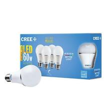 24 (6 x 4-Pack) Cree 60W Soft White (2700K) A19 Dimmable LED Light Bulb