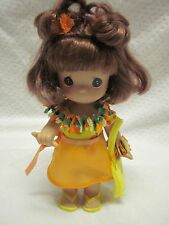 "Hang Loose Hawaii Precious Moments 9"" Doll 2002"