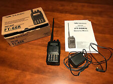 Yaesu FT-60R Dual Band Portable Radio