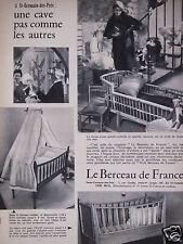PUBLICITÉ LE BERCEAU DE FRANCE UNE CAVE PAS COMME LES AUTRES