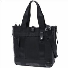 NEW Yoshida Bag PORTER HEAT 2WAY TOTE BAG 703-07965 Black